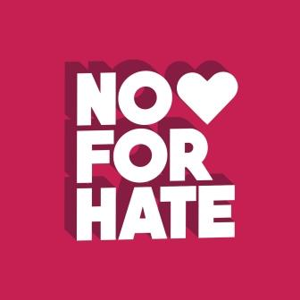 No Love For Hate logo