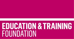 Education and Training Foundation logo