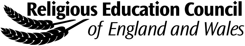 Religious Education Council of England and Wales logo